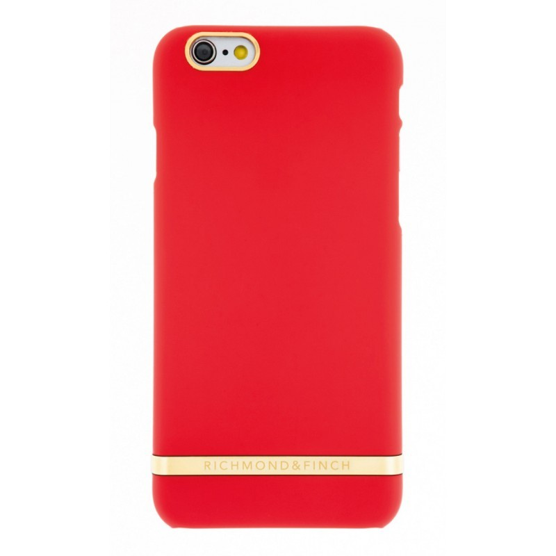 Richmond and Finch Classic Satin iPhone 6(S) Red