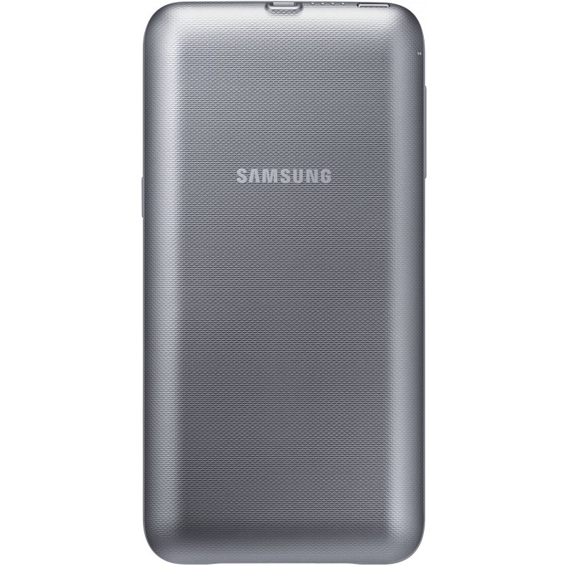 Samsung Juice Pack Galaxy S6 Edge Plus silber