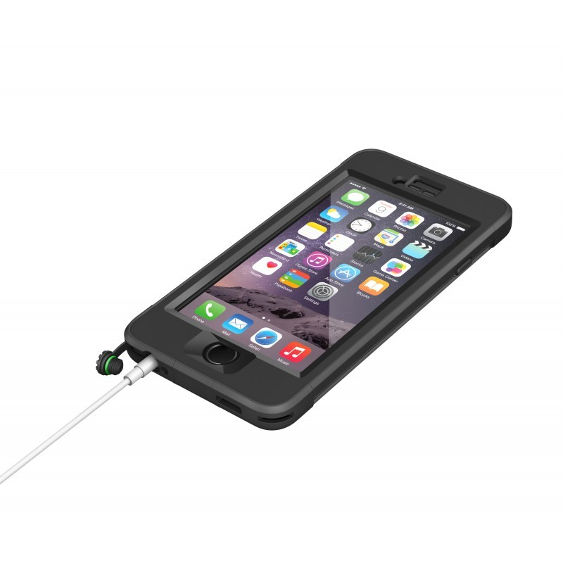 LifeProof nüüd Wasserdichte Case iPhone 6 Schwarz