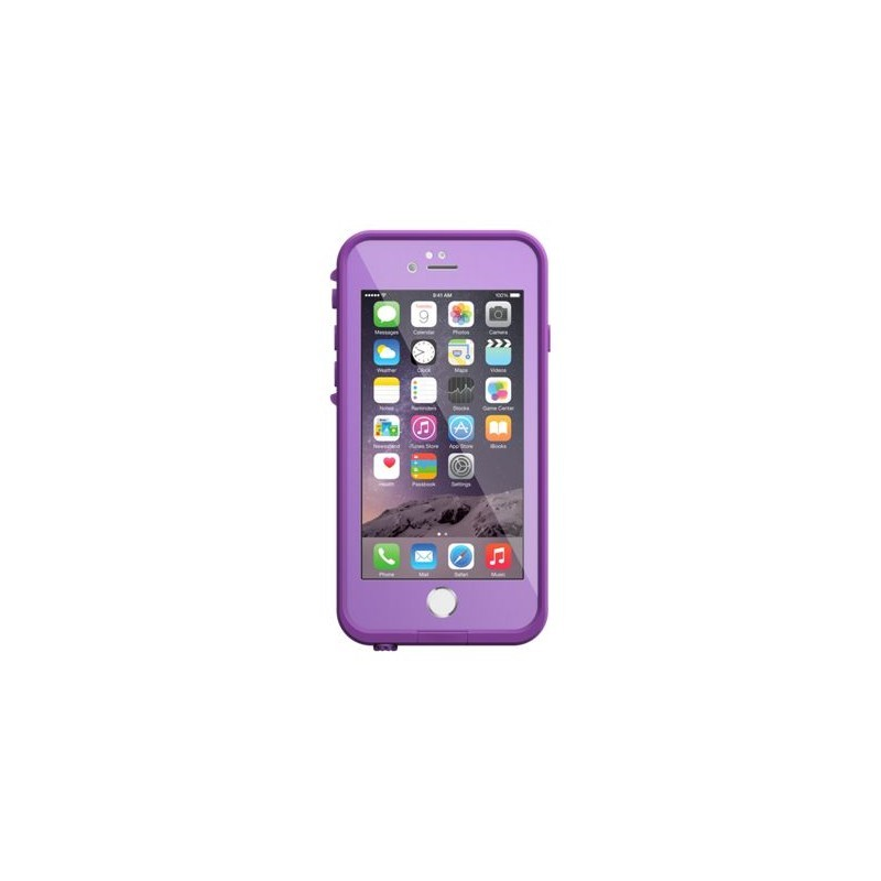 Lifeproof Fre iPhone 6 Pumped lila