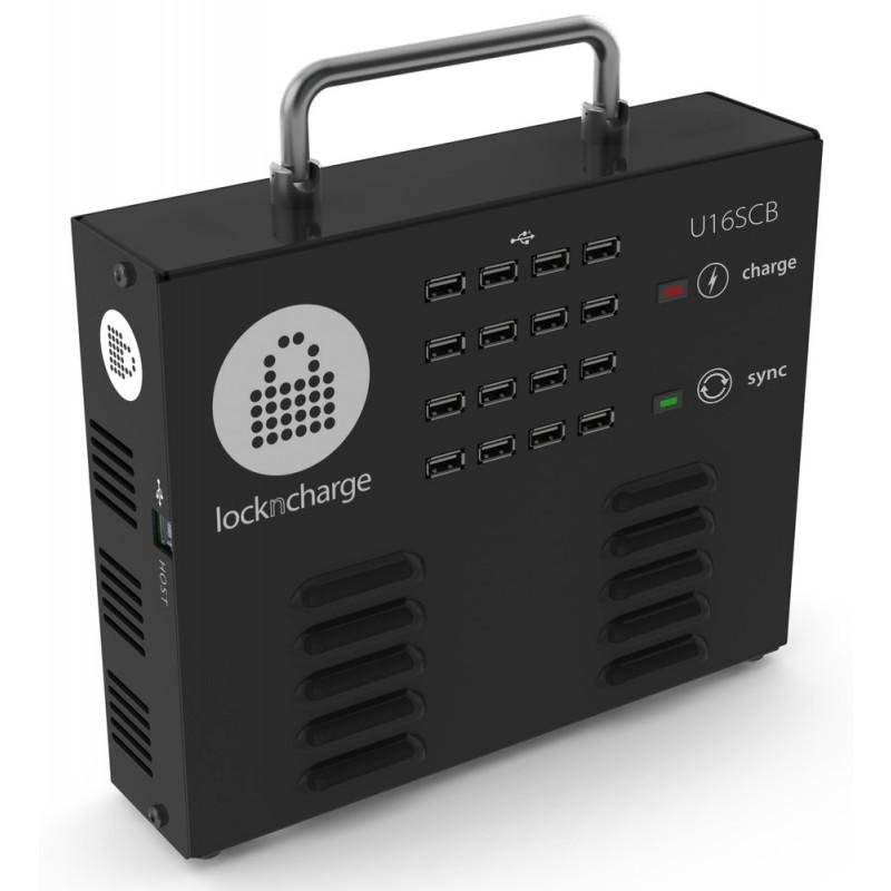 LocknCharge iQ 16 SCB Sync Charge Box