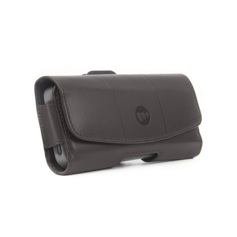 Mophie hip holster 8000 für iPhone 5(S)/SE juice pack braun