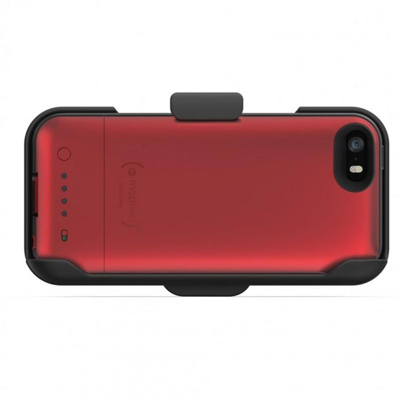 Mophie belt clip für iPhone 5(S)/SE juice pack schwarz