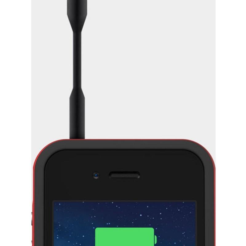 Mophie audio adapter schwarz