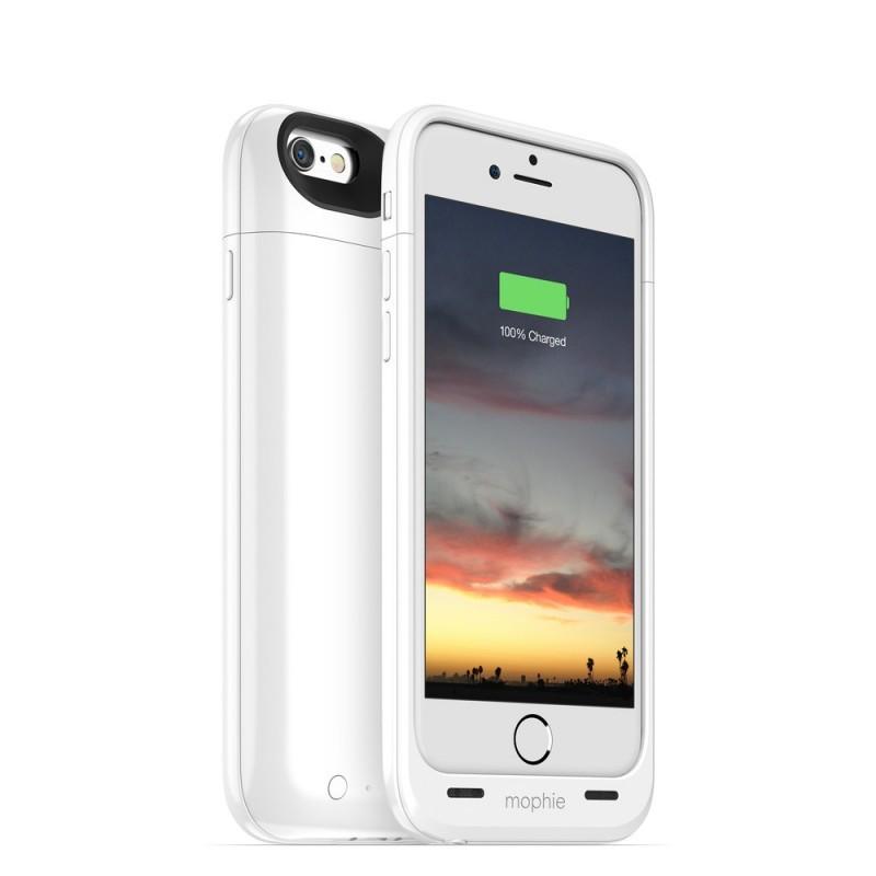 Mophie juice pack air iPhone 6(S) 2750 mAh weiß