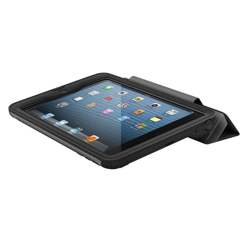 Lifeproof Nuud Portfolio Cover + Stand iPad Air schwarz