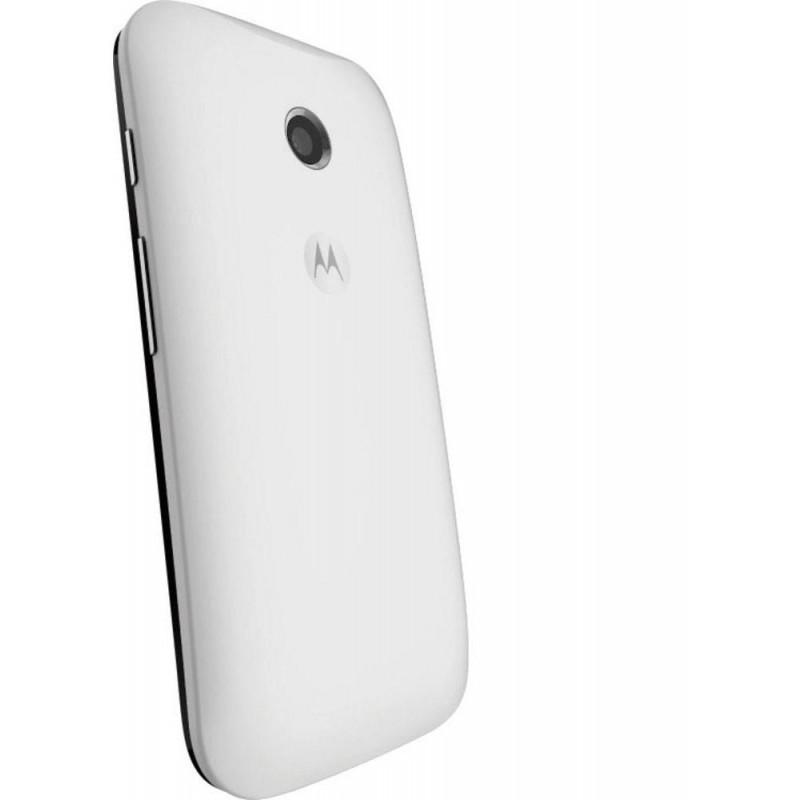 Motorola Shell für Motorola Moto E weiß