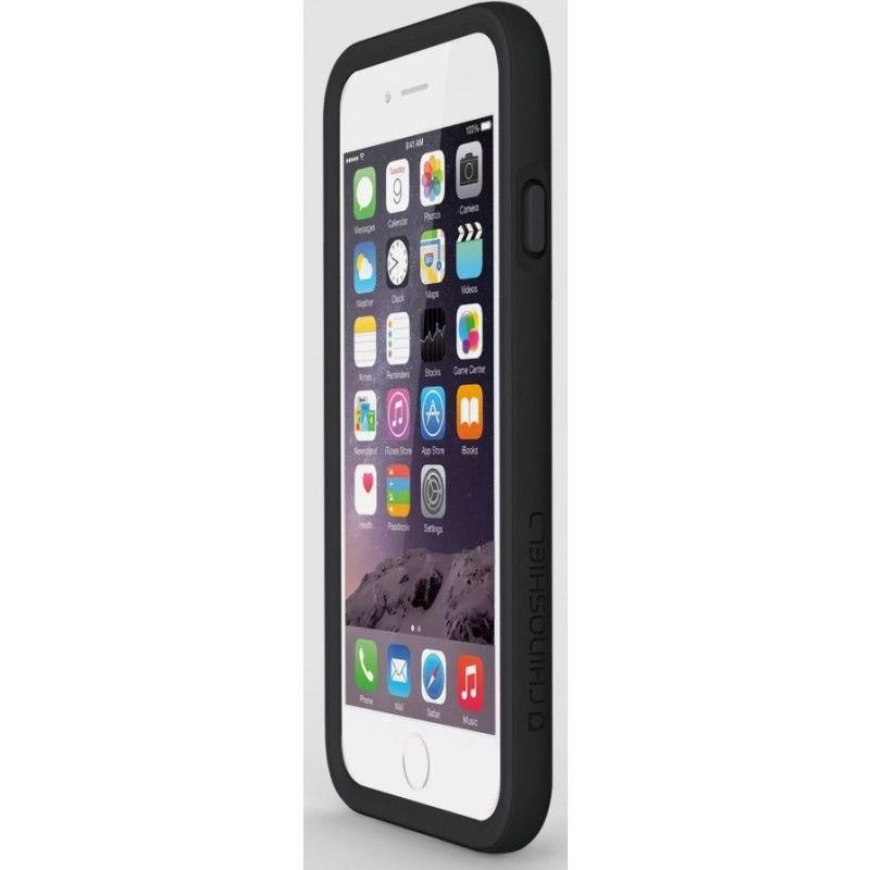 Rhinoshield Crash Guard Bumper iPhone 6 / 6S Charcoal Black