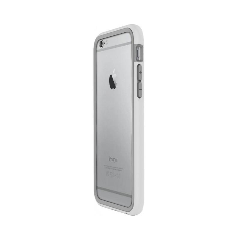 Rhinoshield Crash Guard Bumper iPhone 6 Plus / 6S Plus Weiß