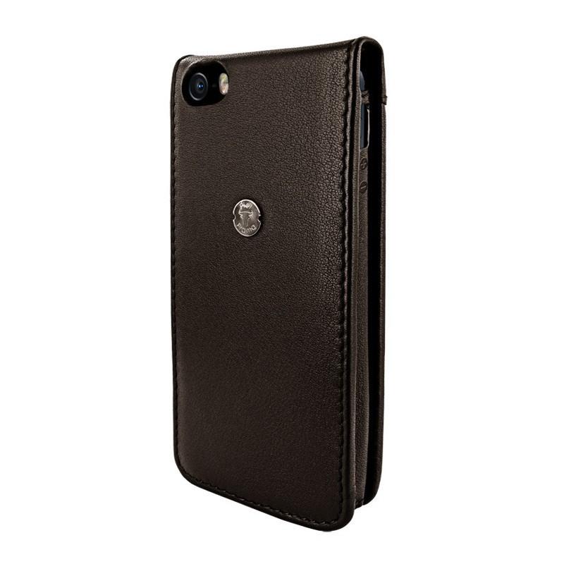Piel Frama Magnetic iPhone 5 / 5S Braun