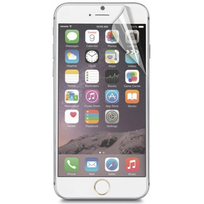 Muvit Bildschirmschutzfolie iPhone 6(S) Plus matt / anti-transparant (2Stück)
