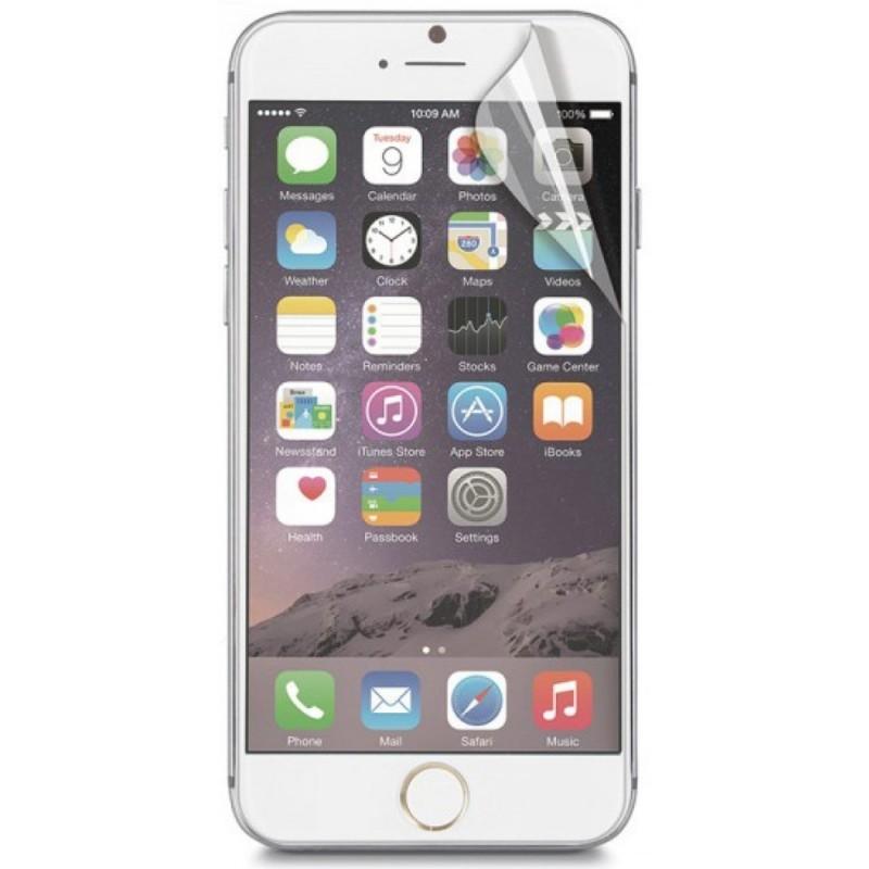 Muvit Schutzfolie iPhone 6(S) matt / anti-transparent (2 Stück)