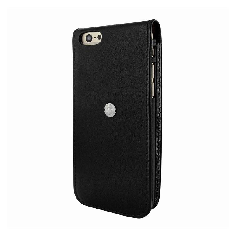 Piel Frama Magnetic iPhone 6(S) Swarovski schwarz
