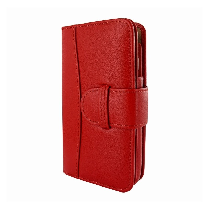Piel Frama Wallet iPhone 6 / 6S Rot