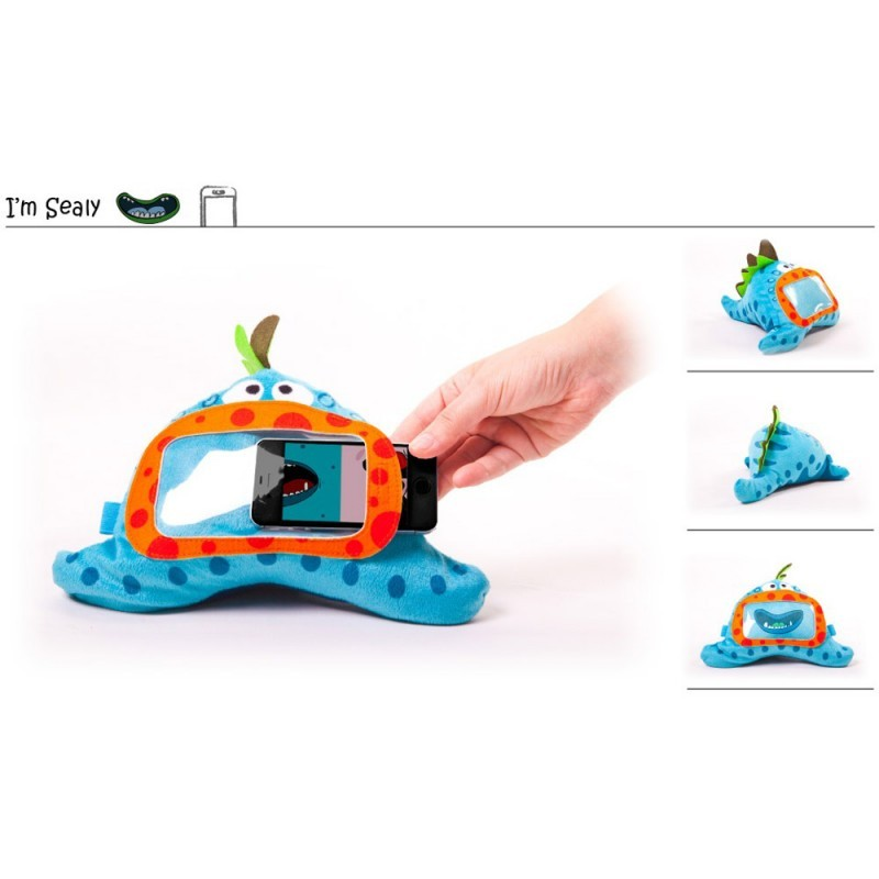 Wise-Pet Smartphone Sealy