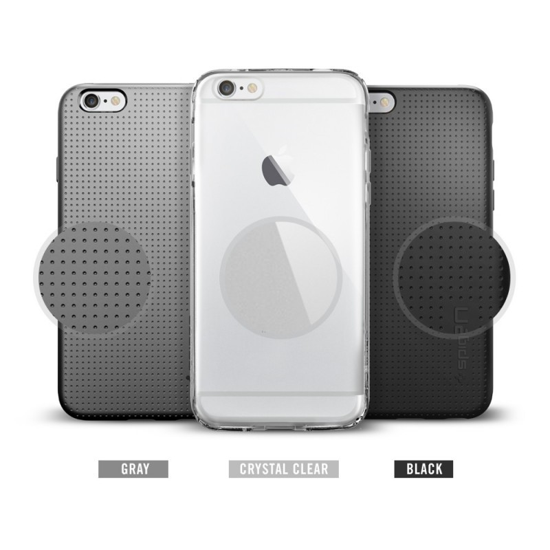Spigen Hülle iPhone 6(S) Crystal Clear