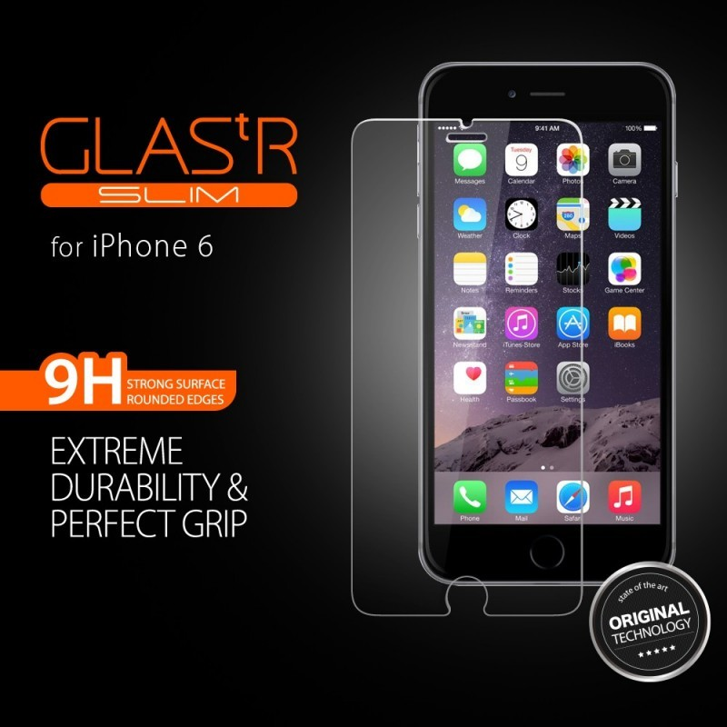 Spigen GLAS.tR SLIM iPhone 6(S) Glass Screen Protector