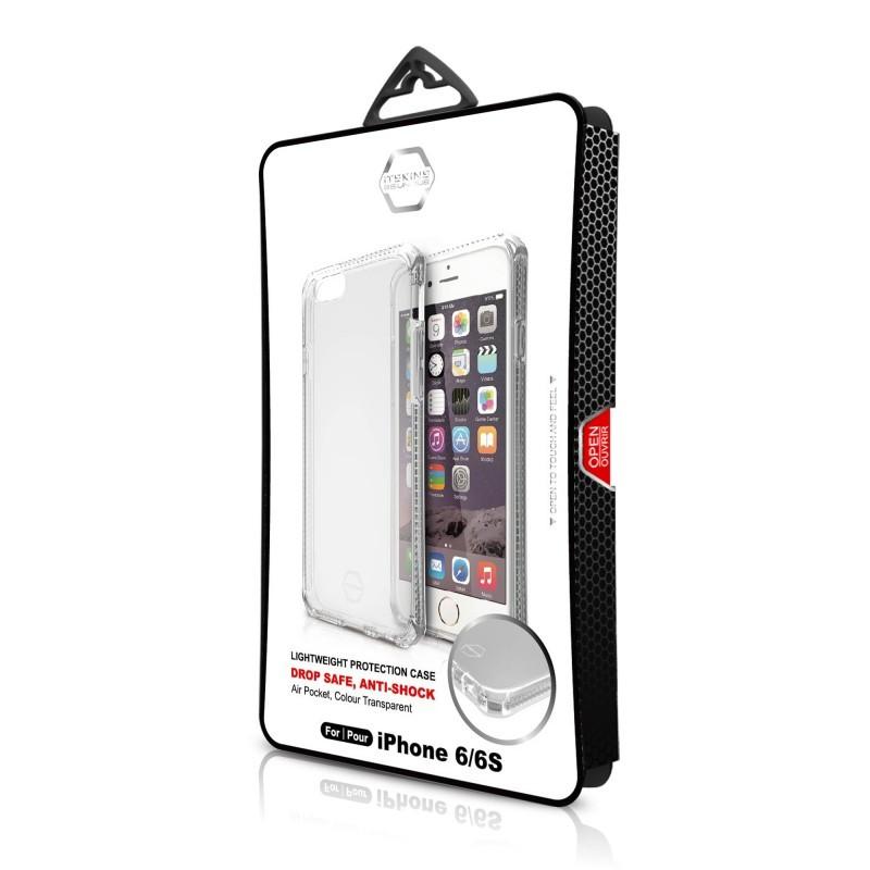 Itskins Spectrum iPhone 6(S) transparent