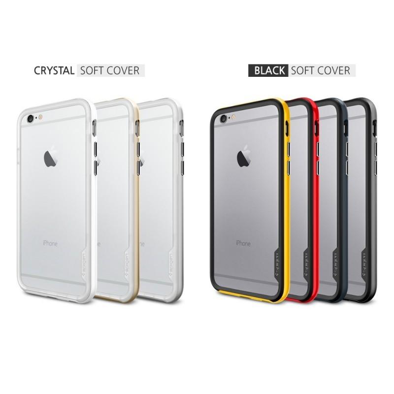 Spigen Neo Hybrid EX iPhone 6(S) Plus Champagne Gold
