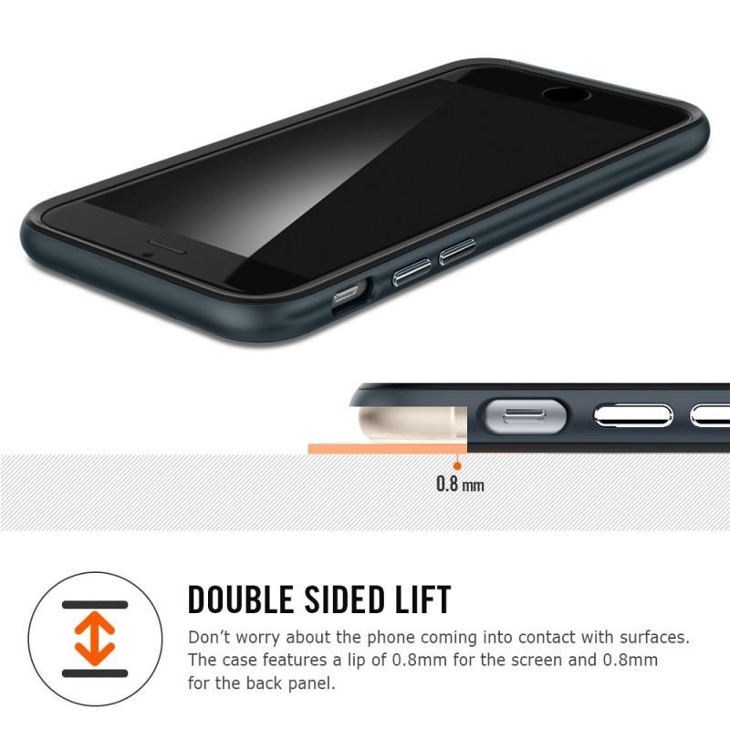 Spigen Neo Hybrid EX iPhone 6(S) Plus Gunmetal