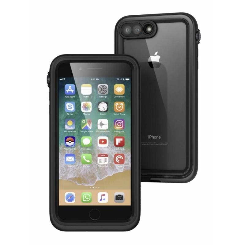 Catalyst wasserdichte Hülle iPhone 7 / 8 Plus schwarz