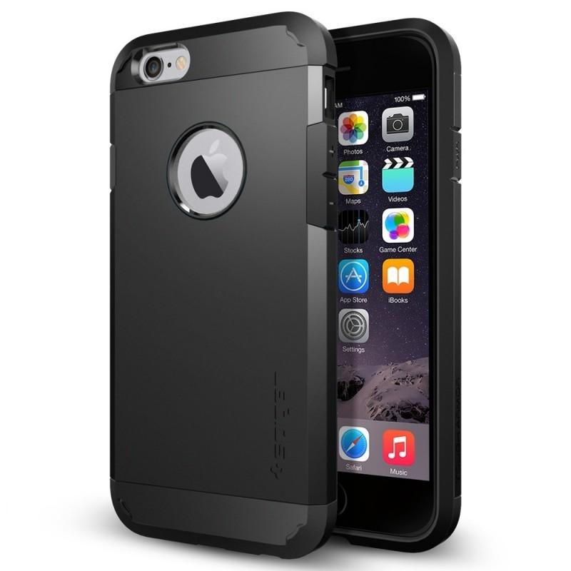 Spigen Tough Armor iPhone 7 schwarz