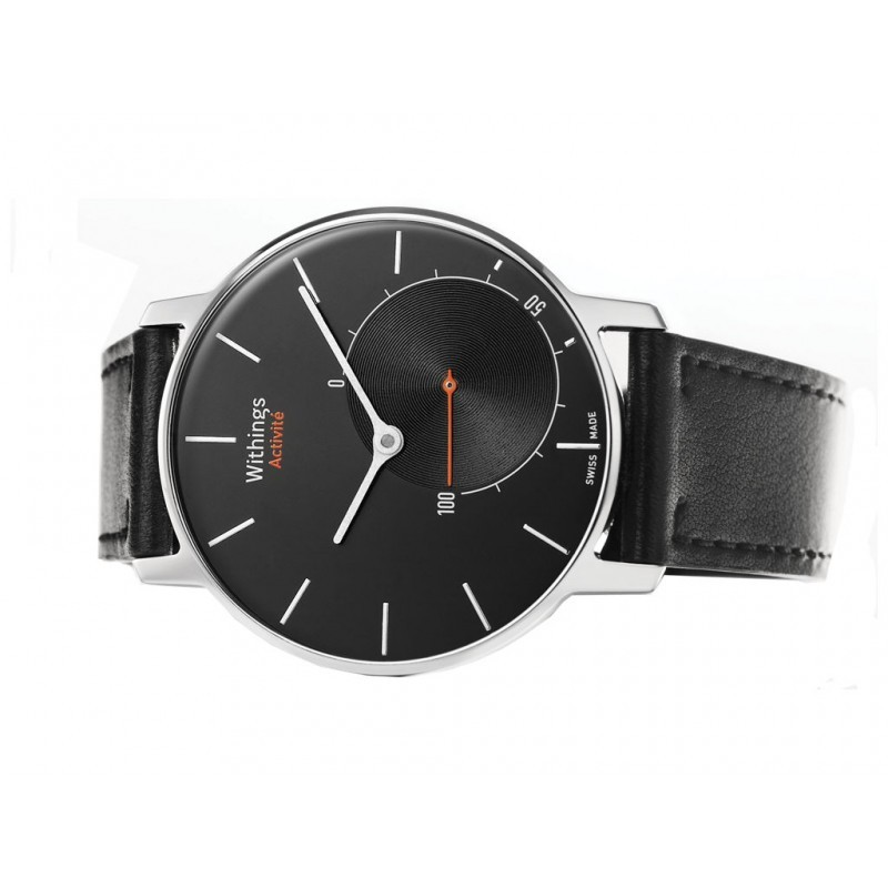 Withings Activite schwarz