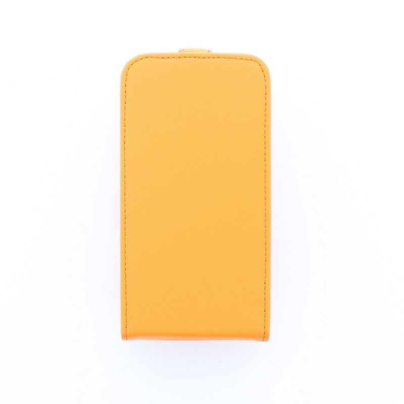 Eco Galaxy S5 Flip Case Orange