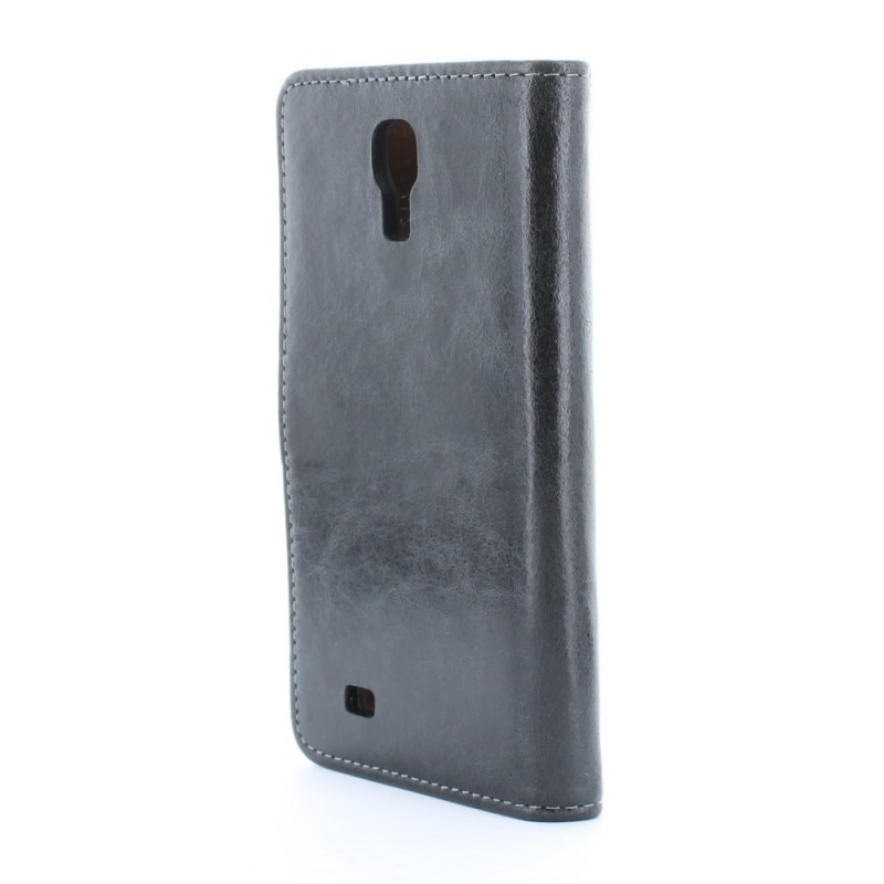 Milano CC Galaxy S4 Book Case Black