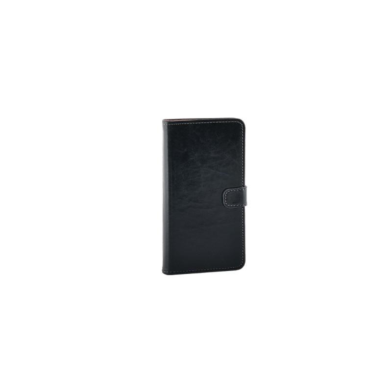 Milano CC iPhone 6 Plus / 6S Plus Book Case Black