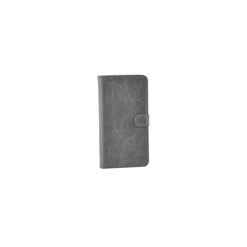 Milano CC iPhone 6 Plus / 6S Plus Book Case Gray