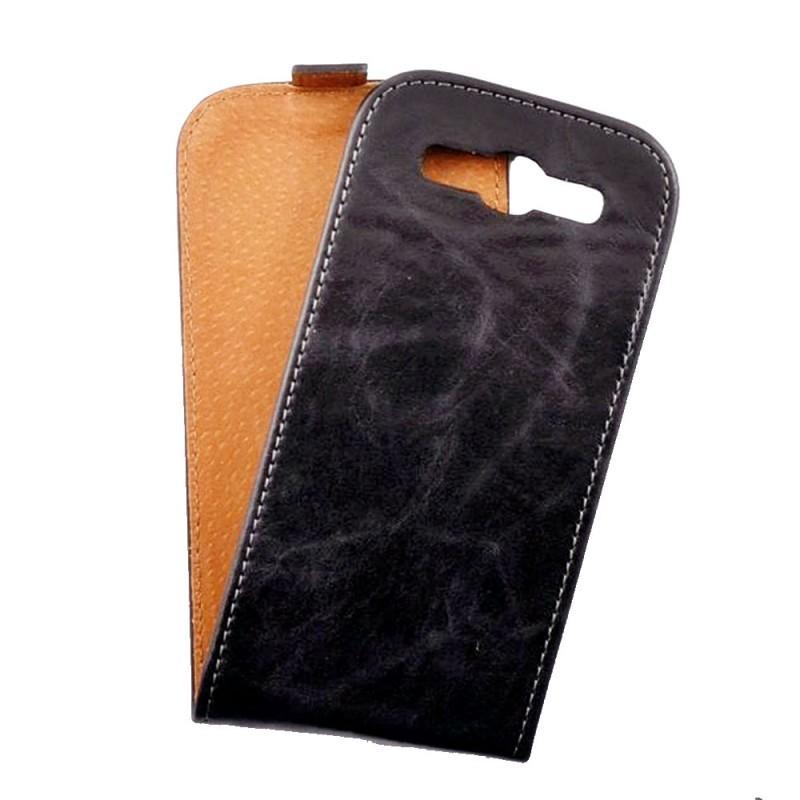 Toscana Galaxy S3 Flip Case Black