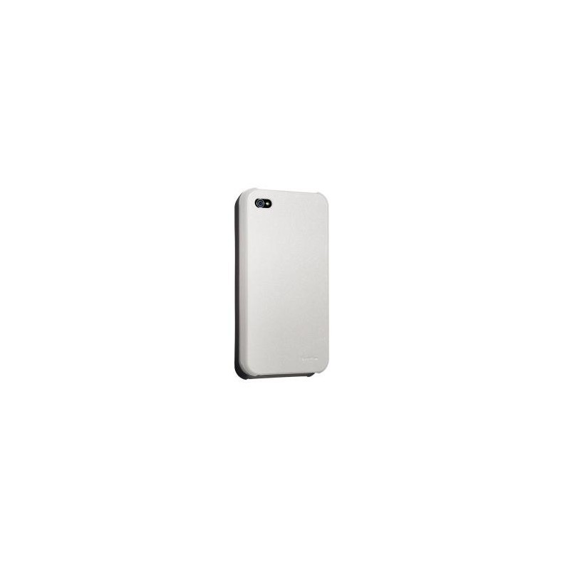 SuperLight Beach iPhone 4 Hardcase White