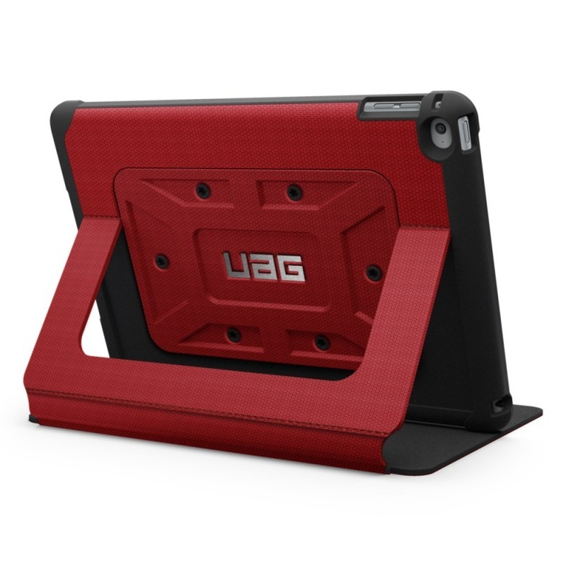 Urban Armor Gear Rogue Folio iPad Air 2 Red