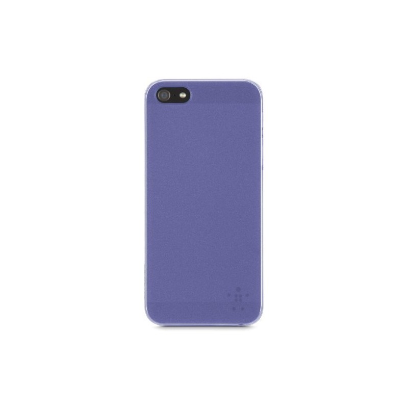 Belkin View case iPhone 5(S)SE purpur