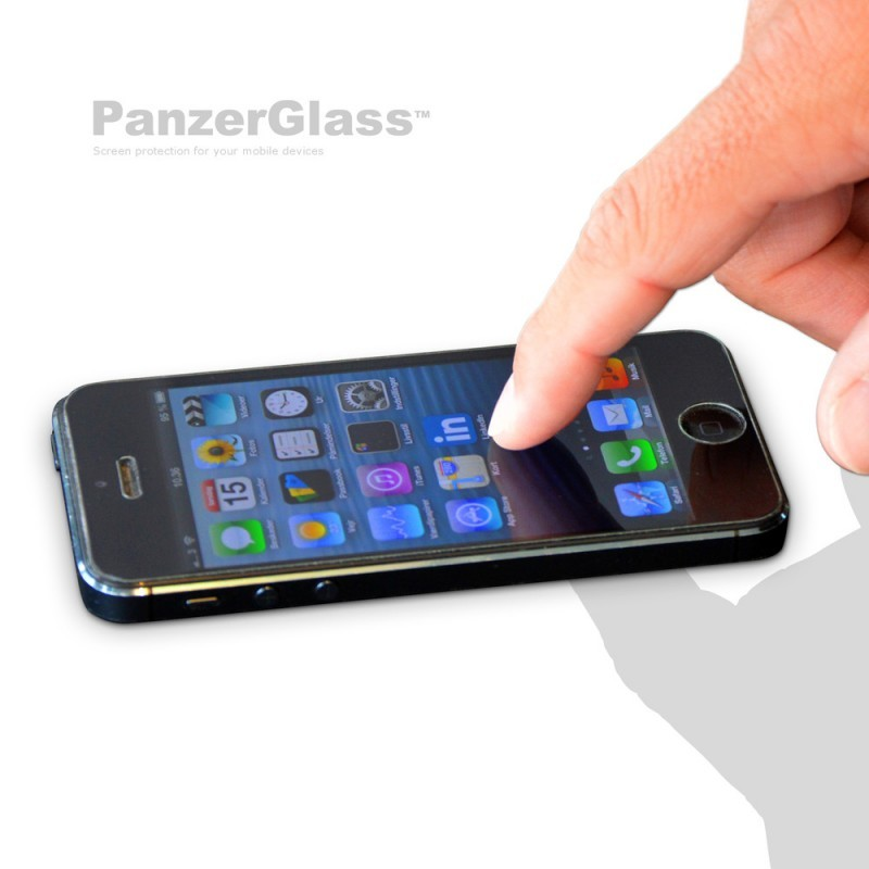 PanzerGlass iPhone 5(S)/5C/SE Displayschutz