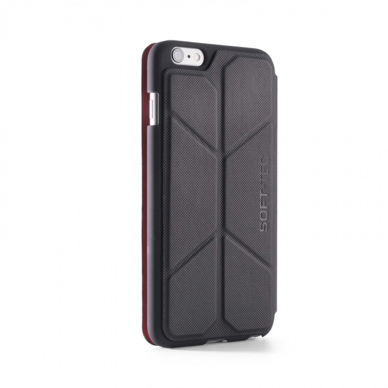 Element Case Soft-Tec Wallet iPhone 6(S) Plus schwarz