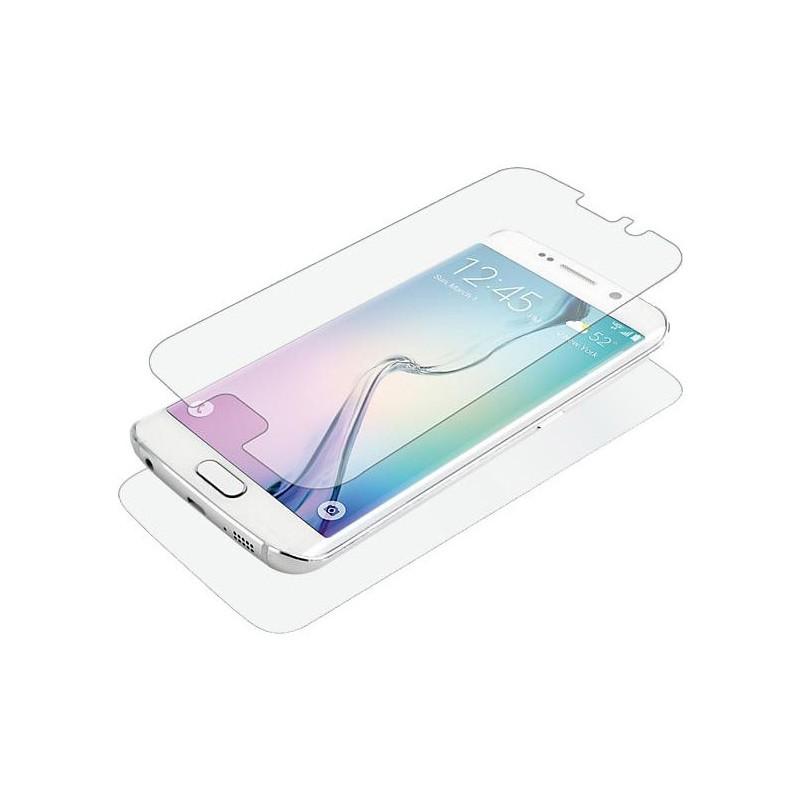 ZAGG invisibleSHIELD Galaxy S6 Edge Full Body