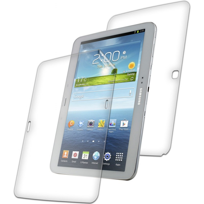 ZAGG invisibleSHIELD Galaxy Tab 3 10.1 Full Body
