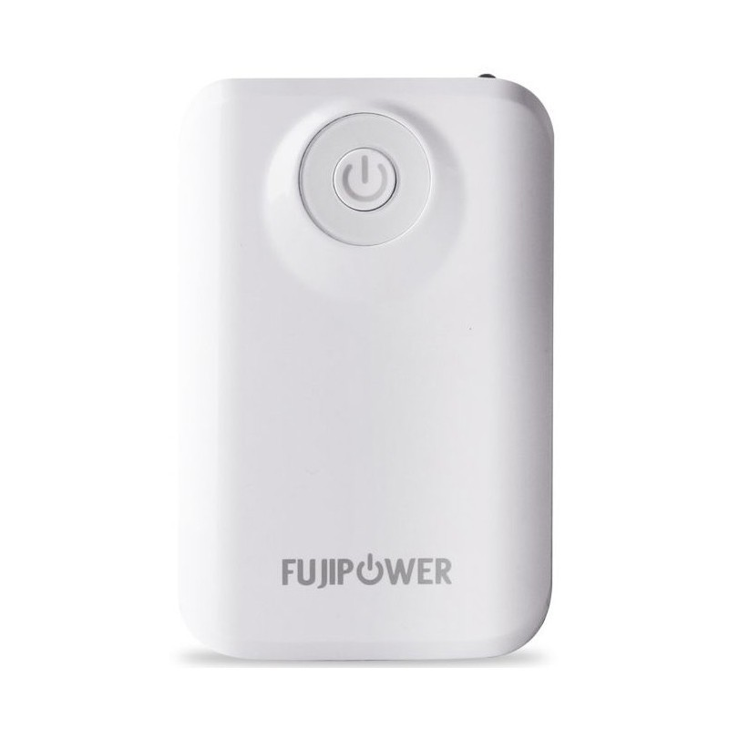 Fujipower Universal Powerbank 6600 mAh 1A White