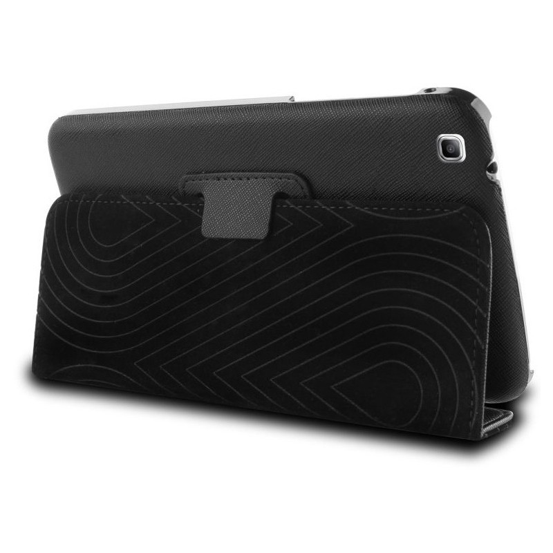 Puro Booklet Cover Galaxy Tab 3 8.0 Black
