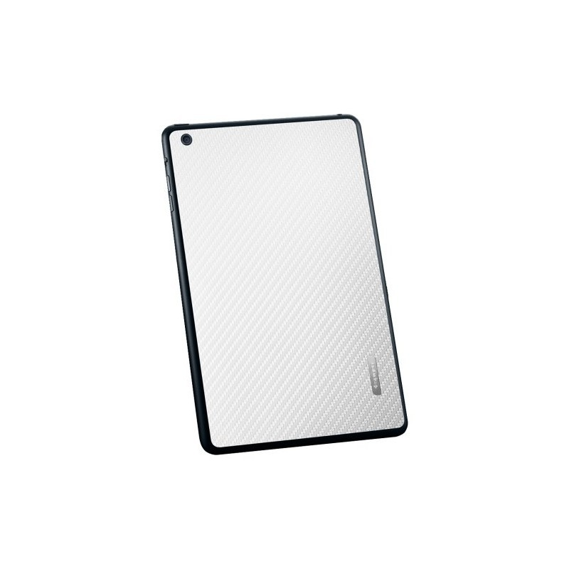 Spigen Skin Guard Carbon iPad mini 1/2/3 wit