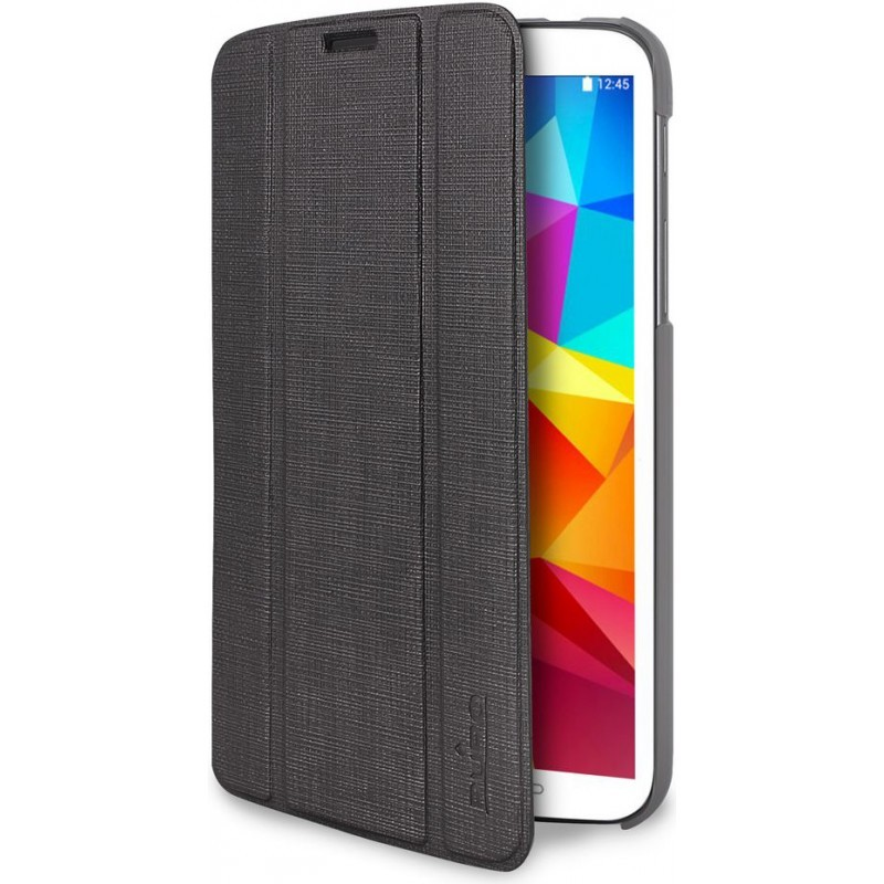 Puro Slim Case Ice Galaxy Tab 4 8.0 Pearl Grey