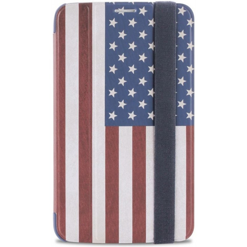 Puro Slim Case Zeta Galaxy Tab 3 7.0 USA Flag