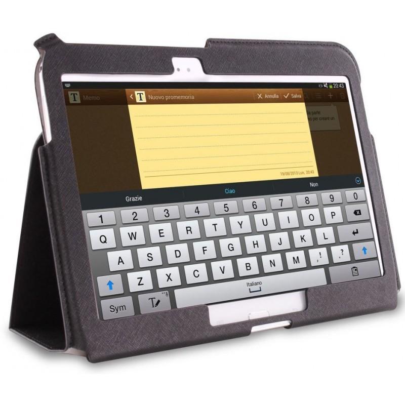 Puro Ultra Slim Cover Folio Galaxy Tab 3 8.0 schwarz