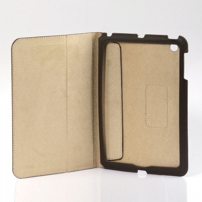 Griffin Slim Booklet case iPad Mini 1/2/3 braun