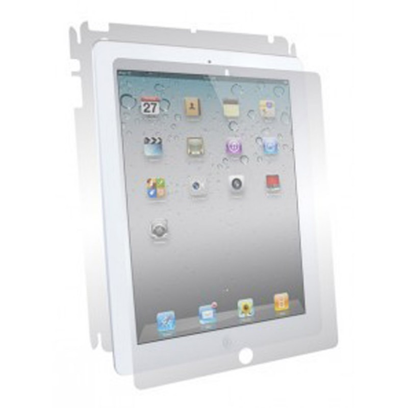 UltraTough iPad 2 / 3 / 4 Full Body Clear