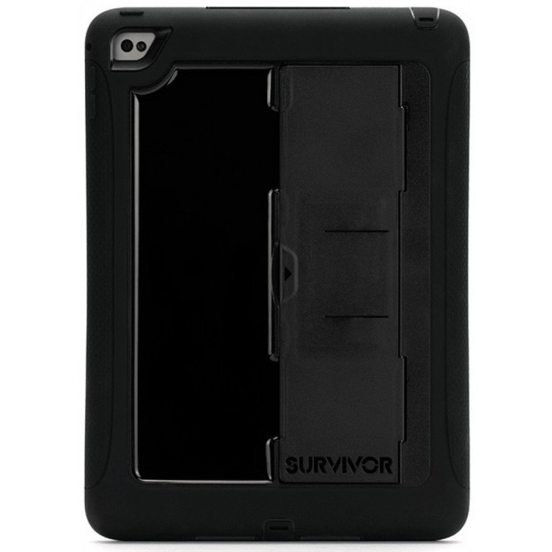 Griffin Survivor Slim Hardcase iPad Air 2 Schwarz