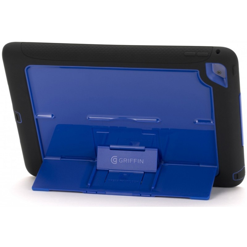 Griffin Survivor Hardcase iPad Air 2 Blau