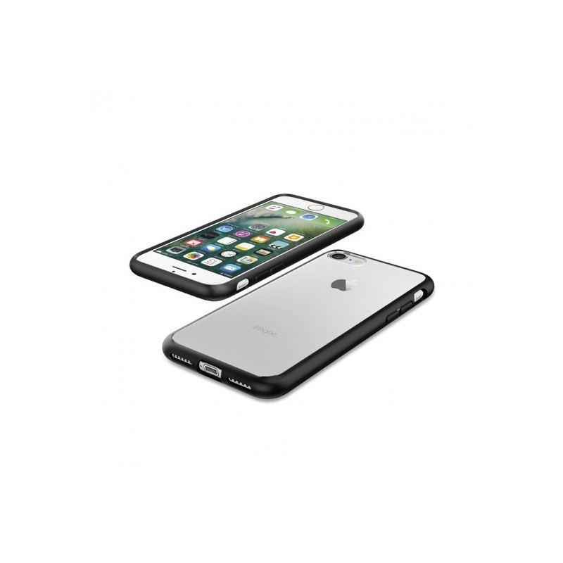 Spigen Ultra Hybrid iPhone 7 transparent